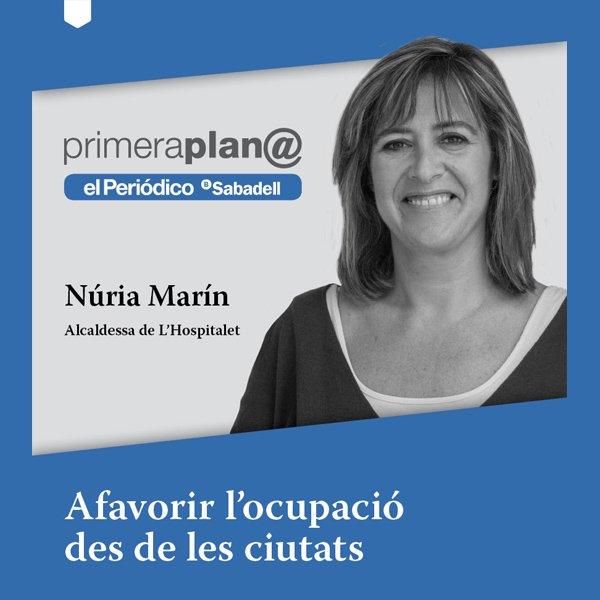 Nuria Marin alcaldesa de Hospitalet