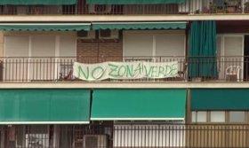 Nuria Marin impone zonas de aparcamiento de pago a los vecinos de Can Serra en Hospitalet